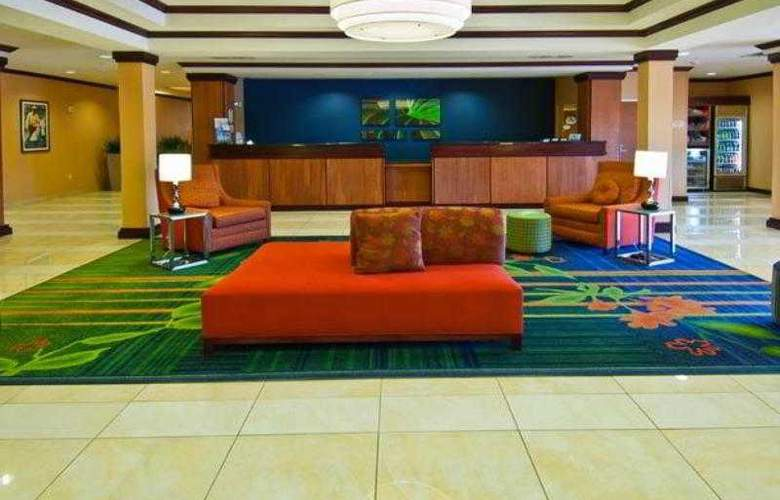 Fairfield Inn suites Oklahoma City - Hotel - 1