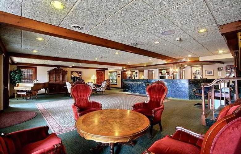Best Western Greenfield Inn - Hotel - 45