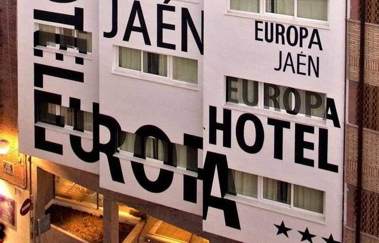 Europa Jaen - Hotel - 0