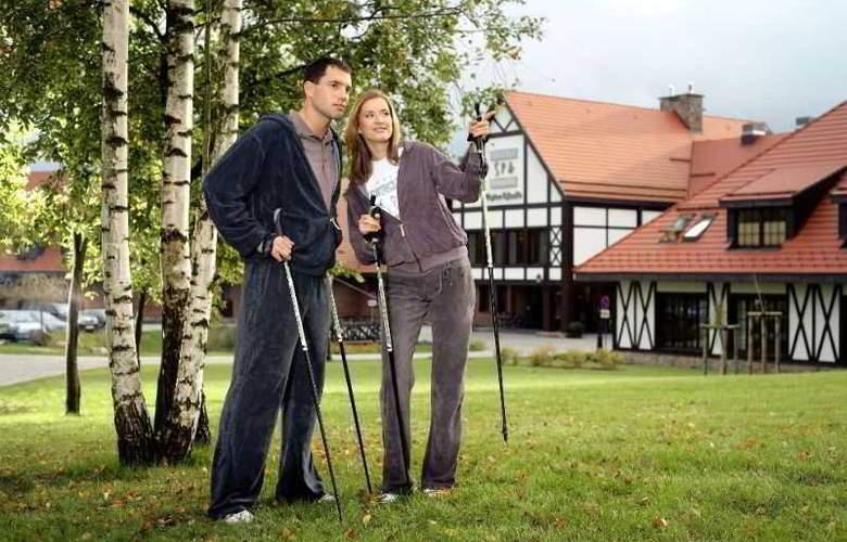 Hotel SPA Dr Irena Eris Wzgorza Dylewskie - Sport - 13