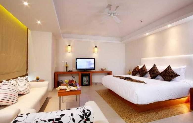 KC Resort and Over Water Villa's - Room - 4