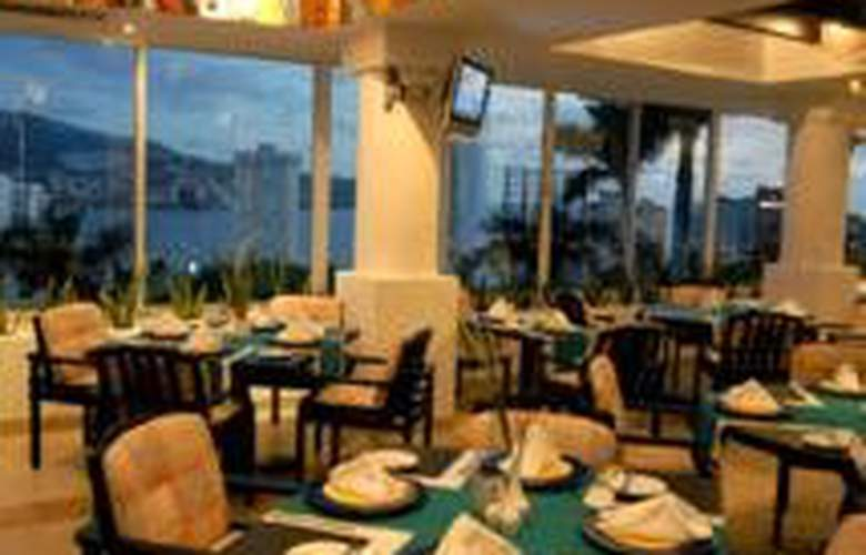 Villa Vera Acapulco Raintree Vacation Club Resort - Restaurant - 5
