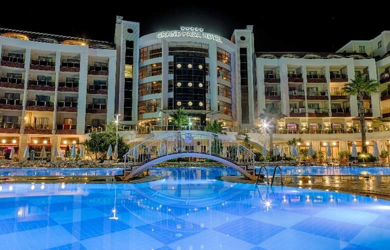 Grand Pasa Hotel - Pool - 6