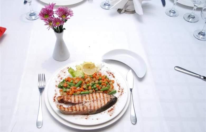 Best Western Stil - Restaurant - 25