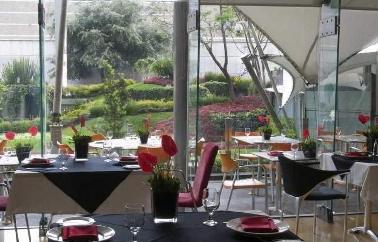 DoubleTree by Hilton Hotel México City Santa Fe - Restaurant - 45