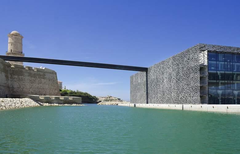 Nhow Marseille - Hotel - 0