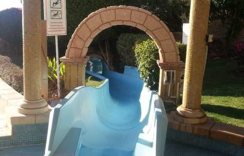 Hyatt Regency Sharm El Sheikh Resort - Sport - 35