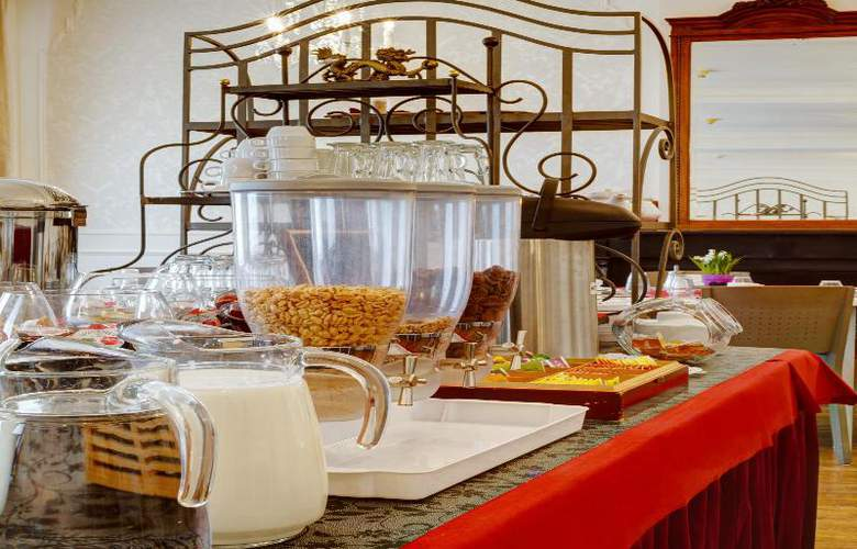 Jacobs Hotel Brugge - Restaurant - 21