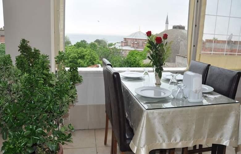 Serenity Hotel Istanbul - Restaurant - 6