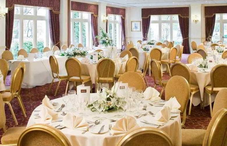 Dunkenhalgh Hotel & Spa Blackburn - Hotel - 20