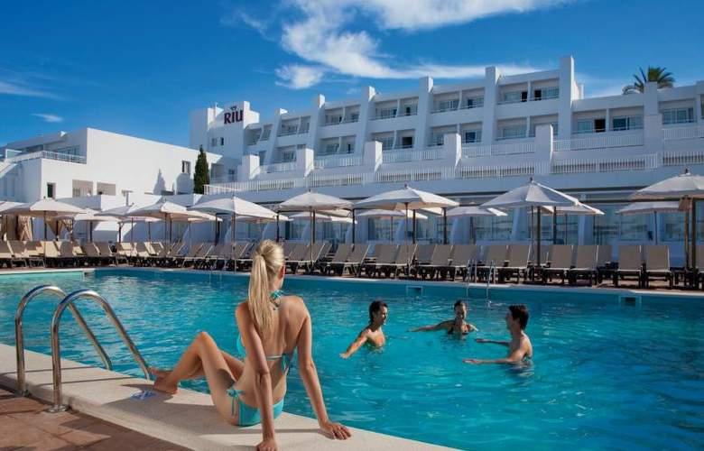 Hotel Riu la Mola - Pool - 19