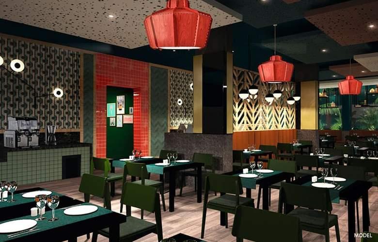 Riu Atoll - Restaurant - 4