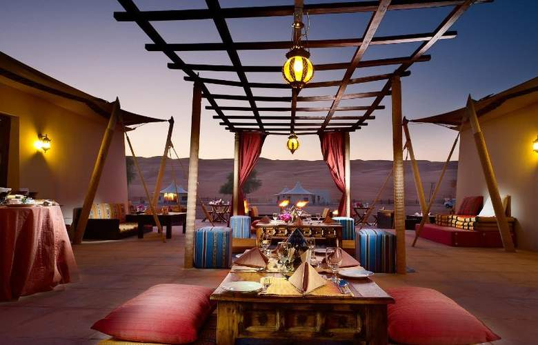 Desert Nights Camp - Restaurant - 7
