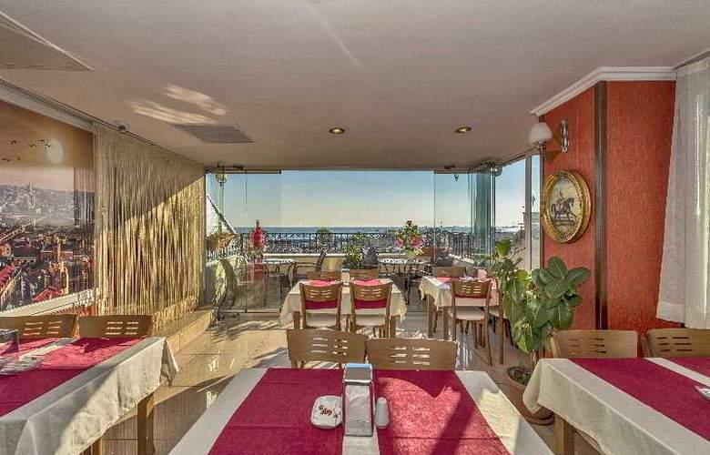 Elfida Suites Hotel - Restaurant - 29