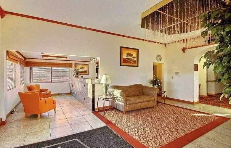 Best Western Martinsville Inn - Hotel - 12