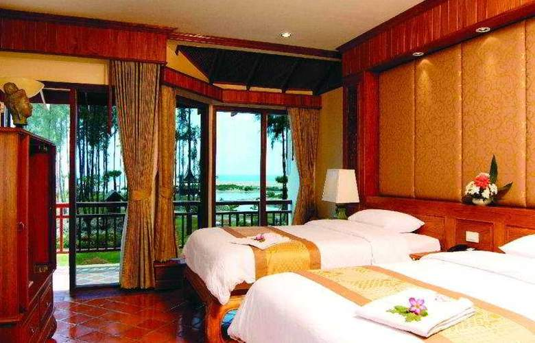 The Hotspring Beach Resort & Spa - Room - 3
