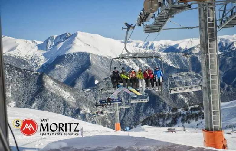 Apartamentos Sant Moritz - Sport - 46