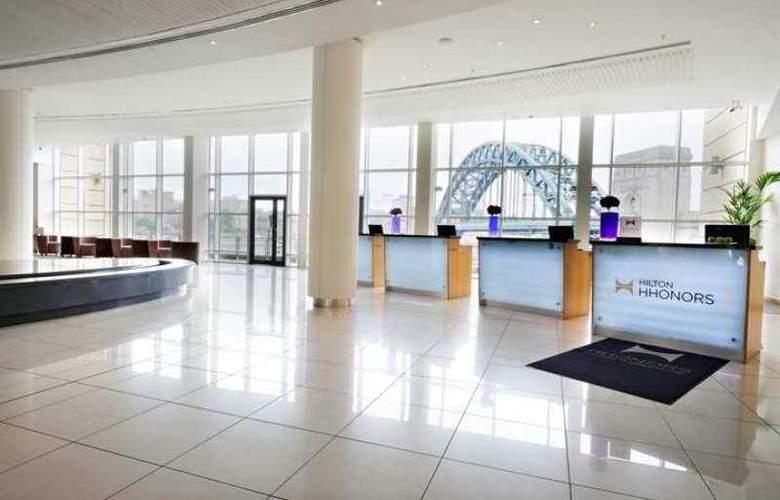 Hilton Newcastle Gateshead - Hotel - 10