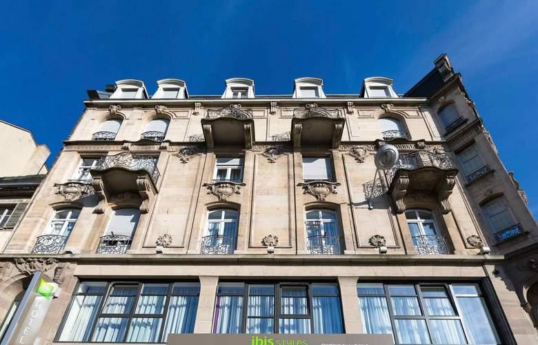 ibis Styles Strasbourg Centre Petite France - Hotel - 0