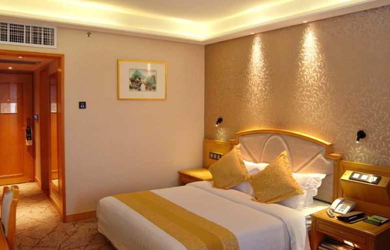 GuangDong Hotel - Room - 20