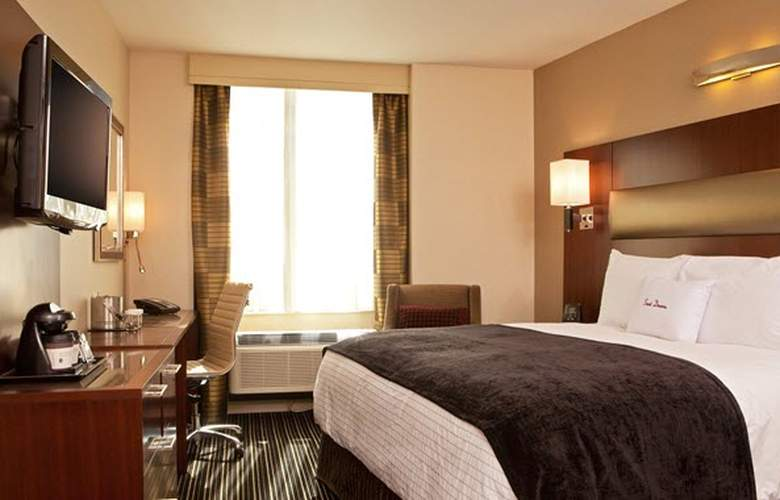 Doubletree by Hilton Hotel NYC Financial District - Room - 11