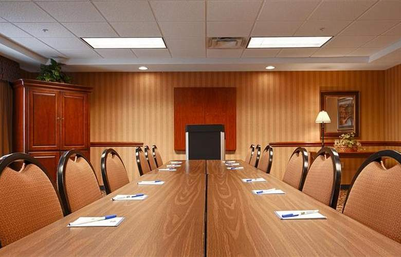 Best Western Executive Inn & Suites - Conference - 142