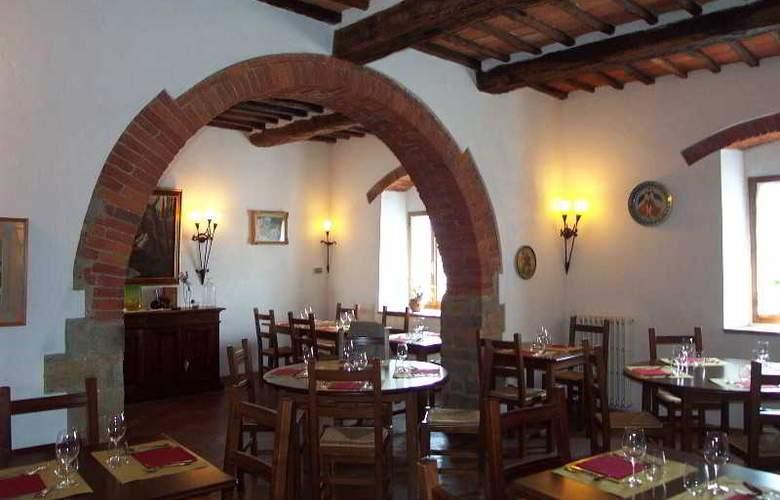 Borgo Castelvecchi Residenza D´Epoca - Restaurant - 3