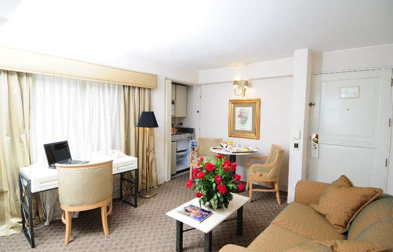 Suites del Bosque - Hotel - 2