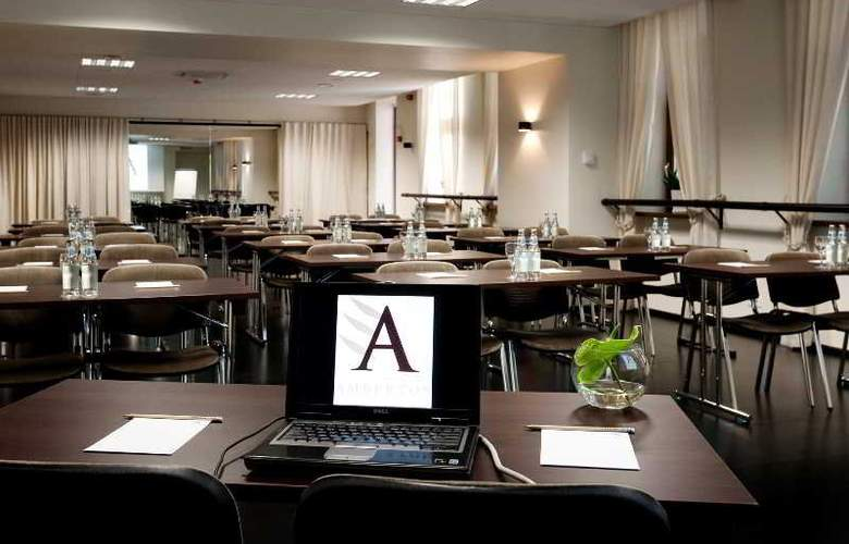 Amberton Cathedral Square Hotel Vilnius - Conference - 16