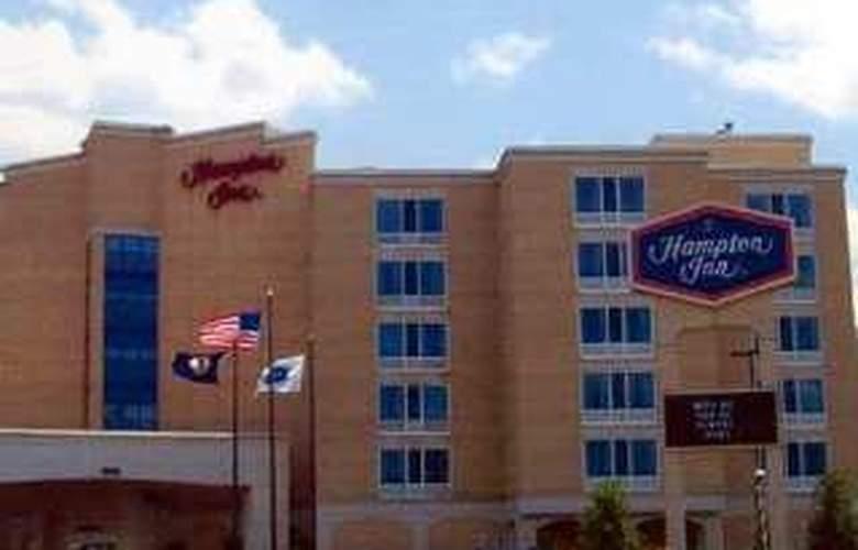 Hampton Inn Roanoke/Salem - Hotel - 0