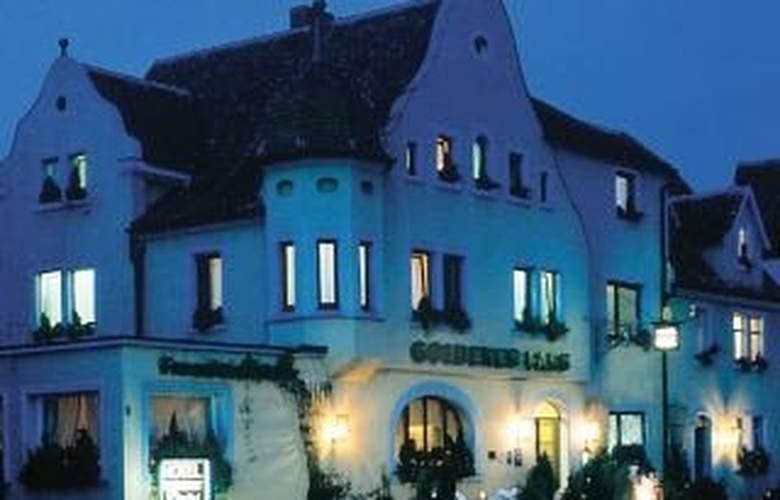 TOP Hotel Goldenes Fass - Hotel - 0