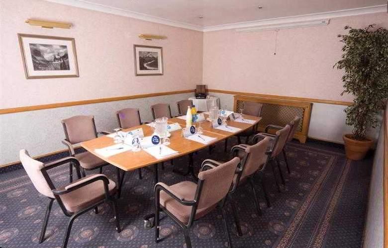 Best Western Cumberland - Hotel - 124