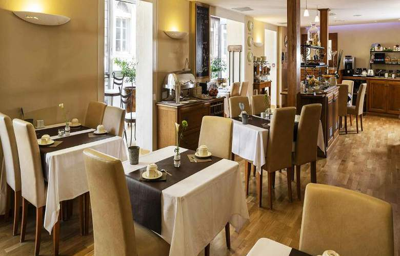 De l'Horloge Avignon - Restaurant - 2