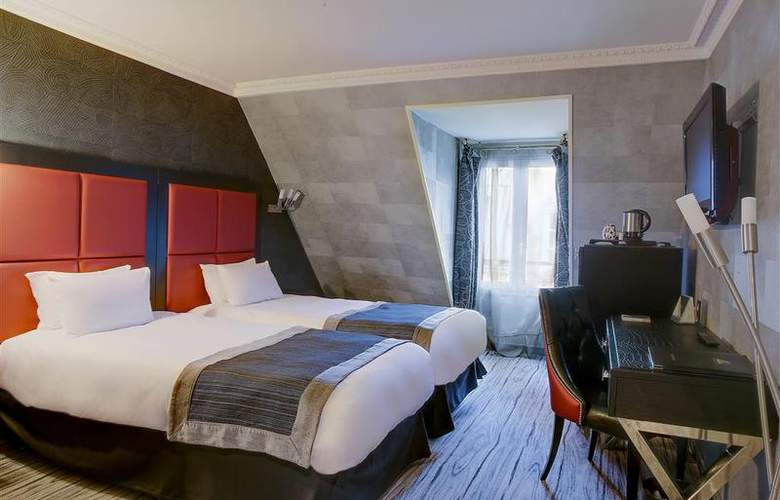 Best Western Opéra Batignolles - Room - 7