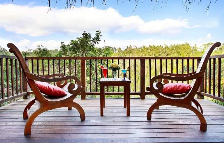 Nandini Bali Jungle Resort and Spa Ubud - Room - 15