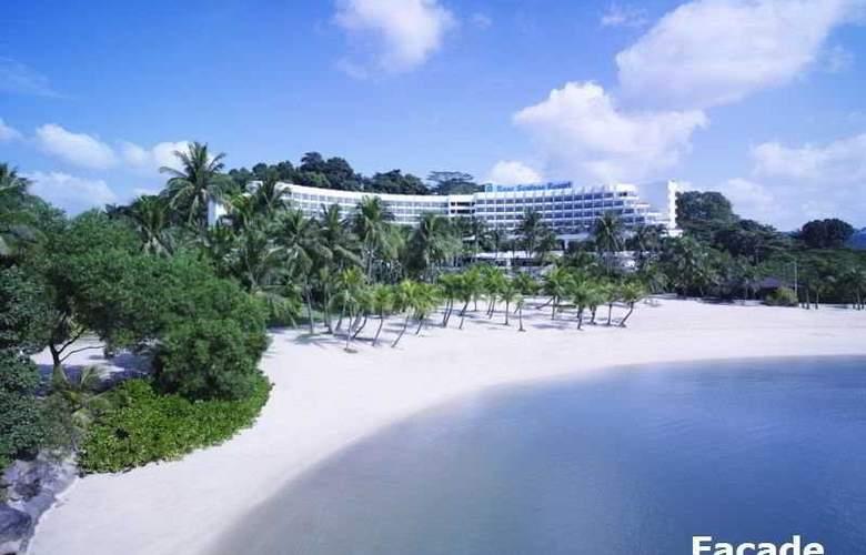 Shangri-la's Rasa Sentosa Resort - Beach - 5