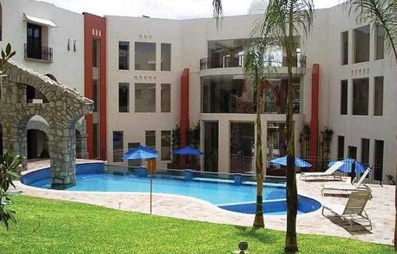 Quinta las Alondras - Pool - 2