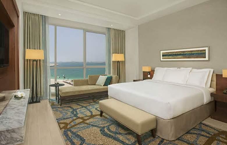DoubleTree By Hilton Dubai Jumeirah Beach - Room - 1