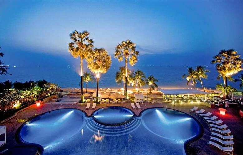 Pullman Pattaya Aisawan - Hotel - 66