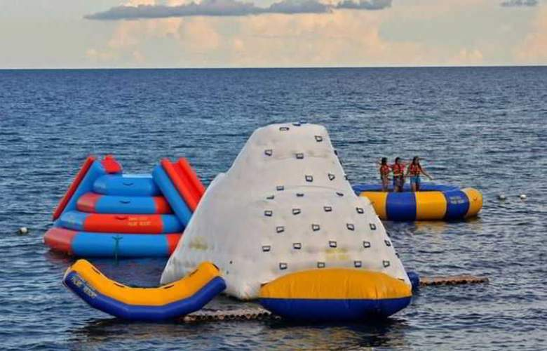 Danao Coco Palms Resort - Sport - 12