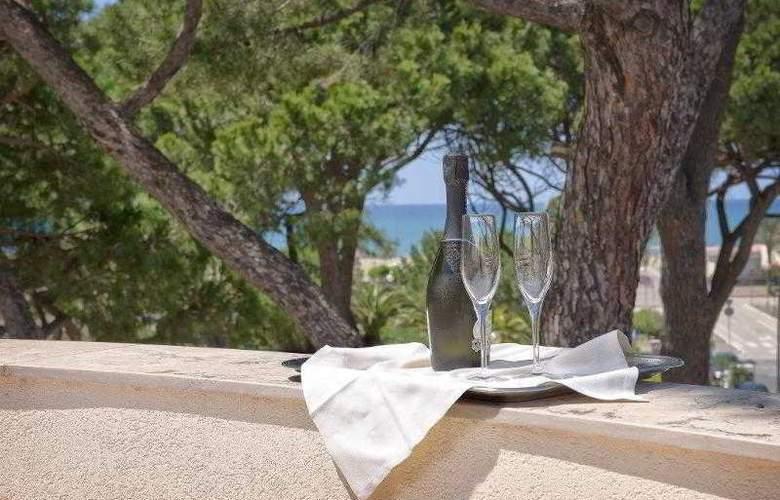 Grand Hotel Terme Marine Leopoldo II - Terrace - 6