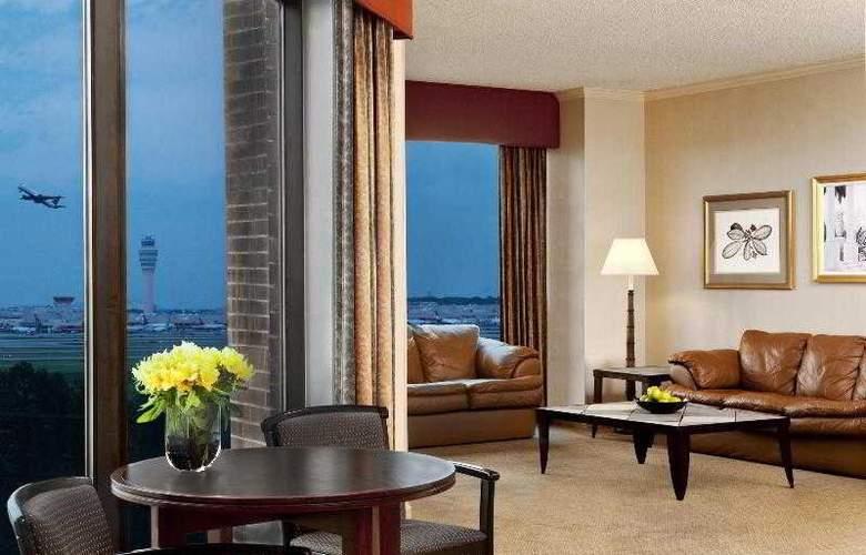 Sheraton Gateway Hotel Atlanta Airport - Hotel - 12
