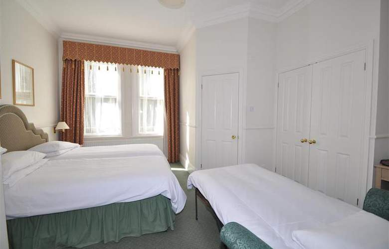 Best Western Montague Hotel - Room - 118