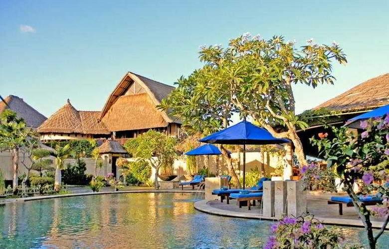 The Amasya Villa - Pool - 7