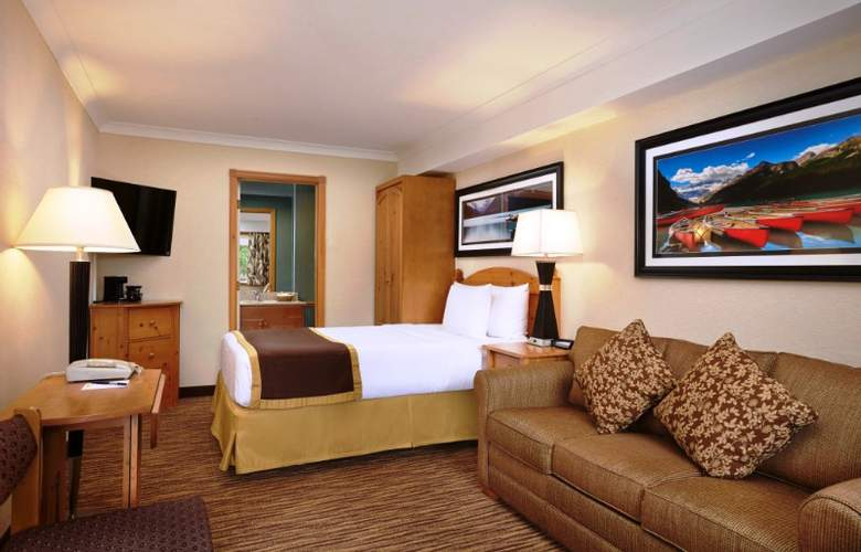Lake Louise Inn - Room - 7