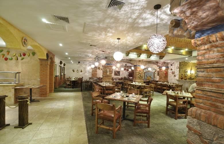 Maria Bonita Consulado Americano - Restaurant - 4