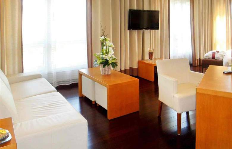 Mercure Montpellier Antigone - Hotel - 47