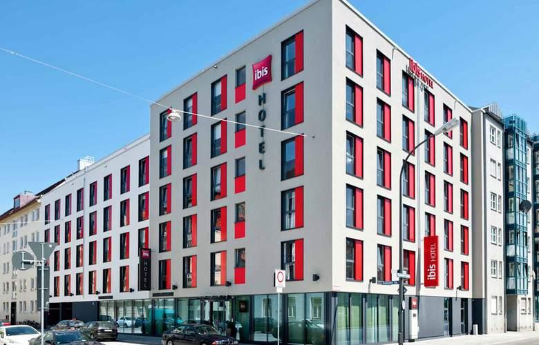 Ibis Muenchen City Sud - Hotel - 0