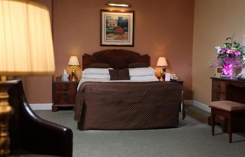 Best Western Park Hall - Room - 214