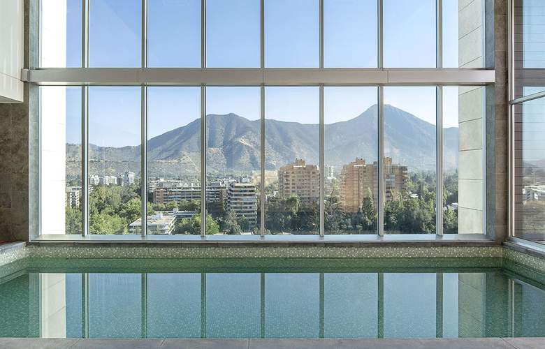 Hyatt Place Santiago/Vitacura - Pool - 2